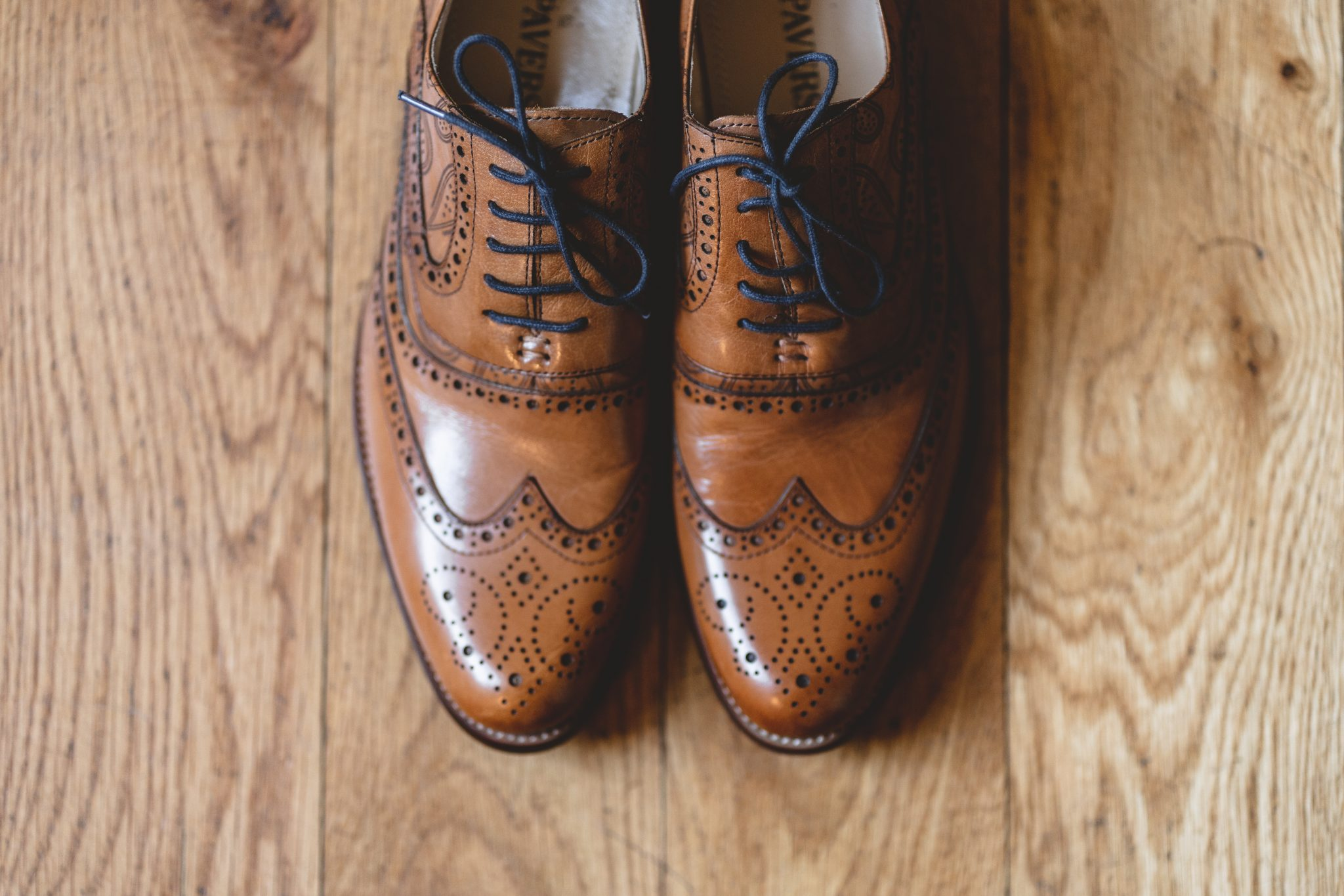 Groom Prep Details Shoes