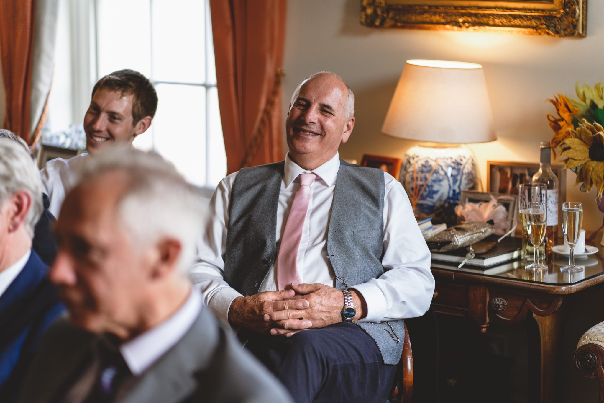 Pentillie Castle Wedding Speeches